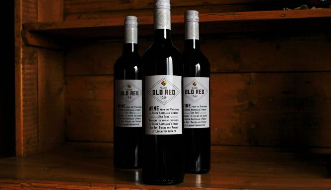 Red Wine Label Project – For a Brick Company!!