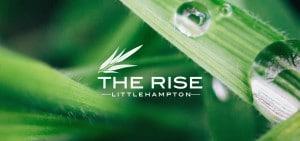the rise littlehampton leaves and rain