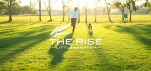 the rise littlehampton man and dog
