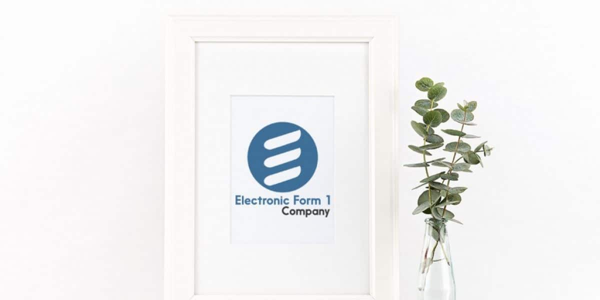 Project Showcase: Logo Re-Design – Electronic Form 1 Co.