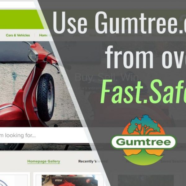 How to use and post ads to Gumtree Australia from overseas