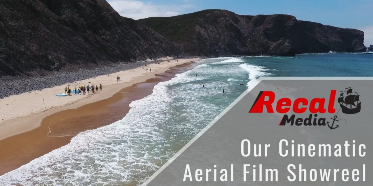 Our Cinematic Aerial Film Showreel