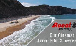 Our Cinematic Aerial Film Showreel