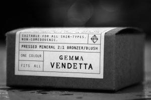 Gemma Vendetta 4 CROPPED BW rd 2