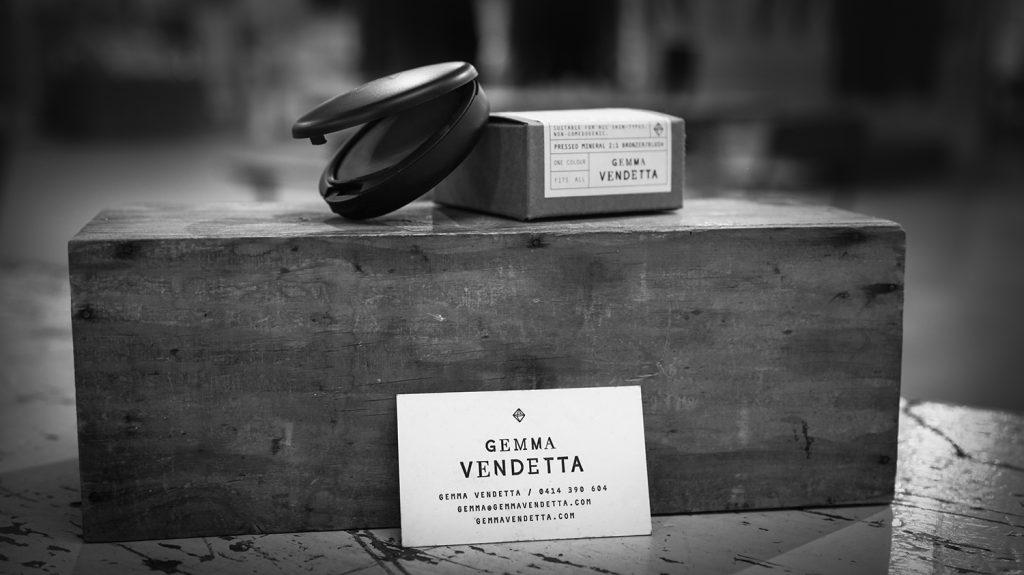 Gemma Vendetta 9 BW rd 1