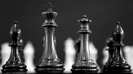 long game chess pieces