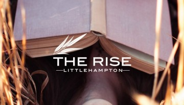 the rise littlehampton book in field