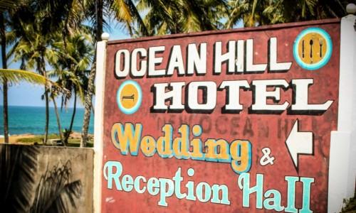 Ocean Hill Hotel Sign