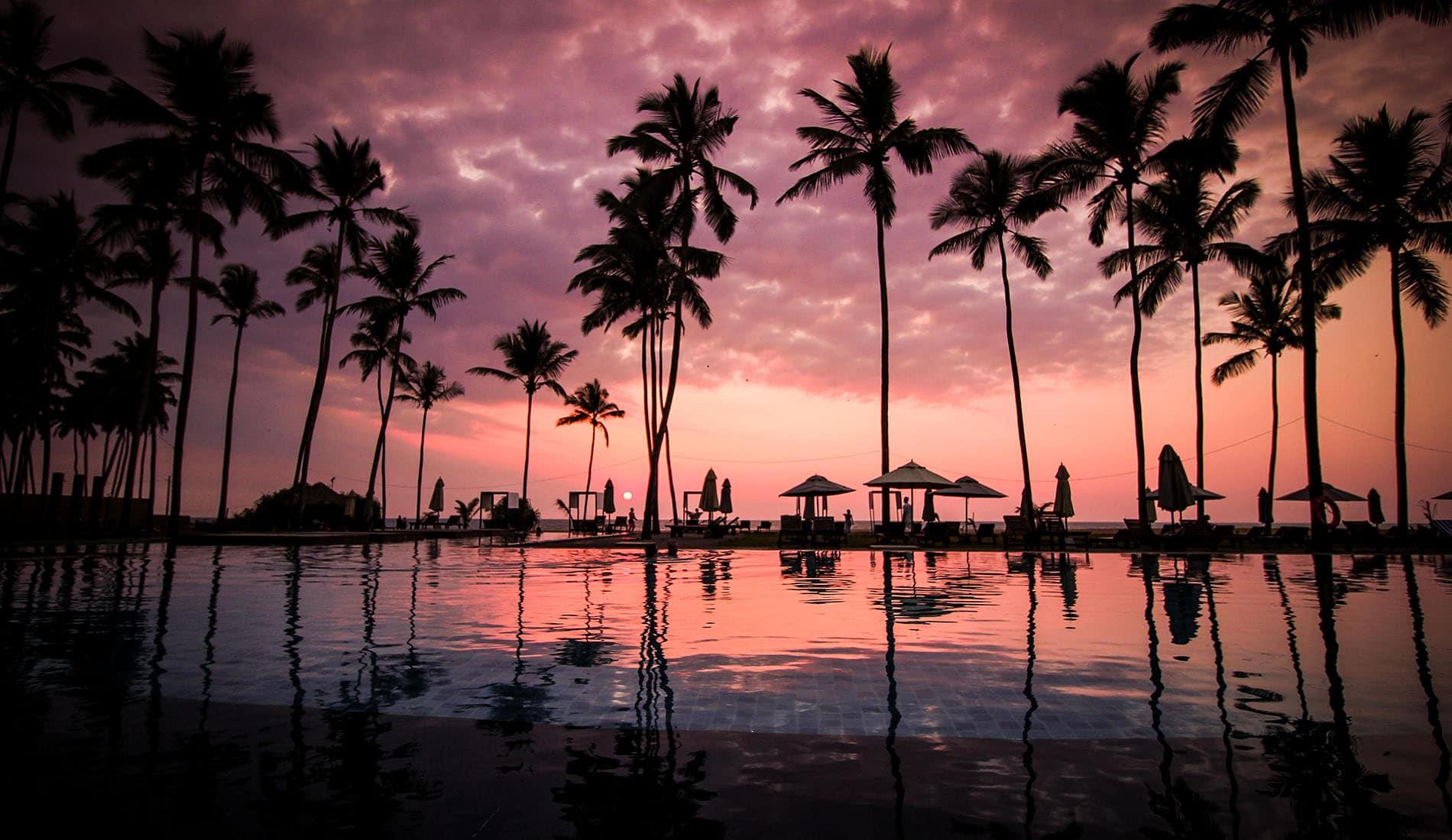 Suriya Sunset