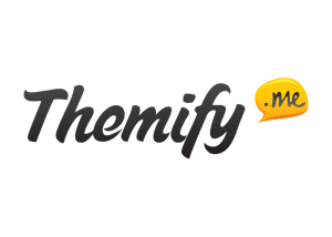 themify wordpress software logo