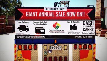 back of truck sale signange littlehampton brick co 2