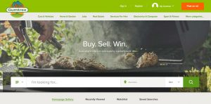 gumtree aus homepage