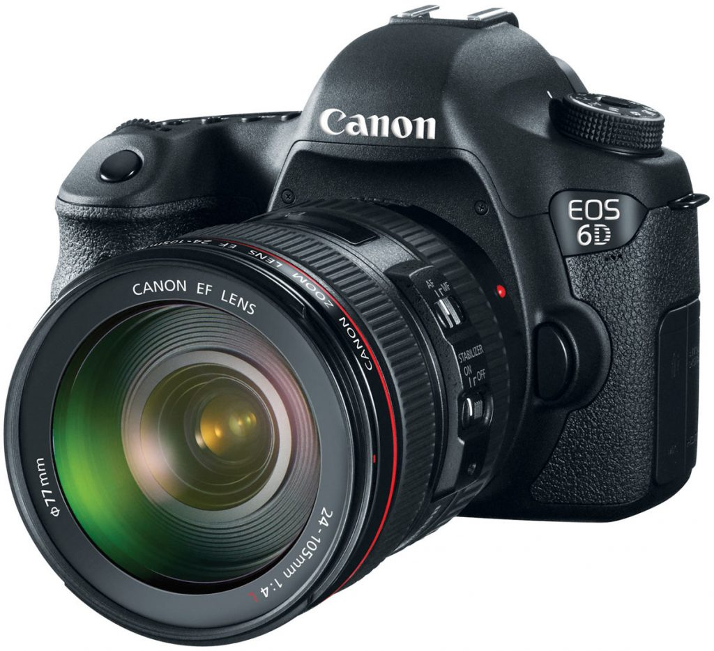 Canon 6D for hire adelaide