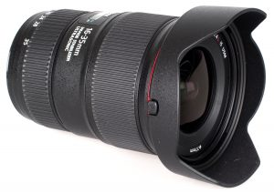 Canon L IS f4 16-35mm Lens