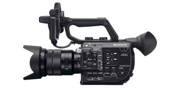 Sony FS5 for hire Adelaide