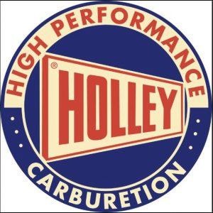 holley badge logo