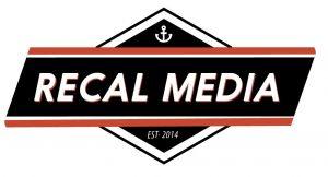 recal badge logo