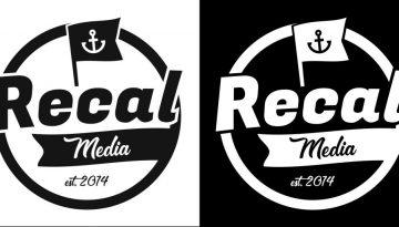 recal media mono clour black and white versions rd 1