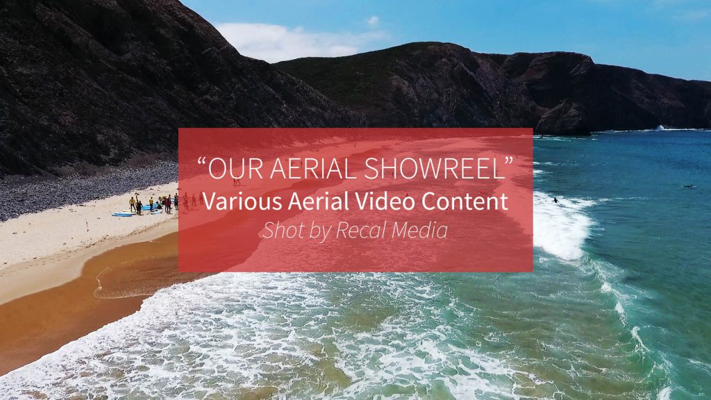 Recal Media Aerial Video Production Showreel 2017