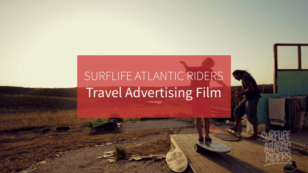 Surflife Atlantic Riders Travel Film production img