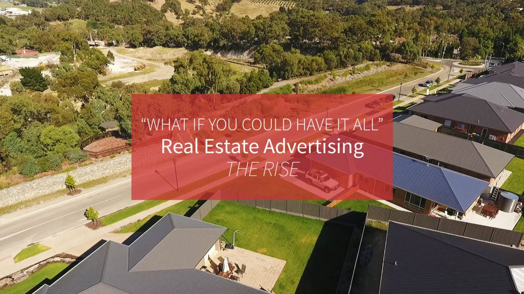 The rise real estate advertising video production 2