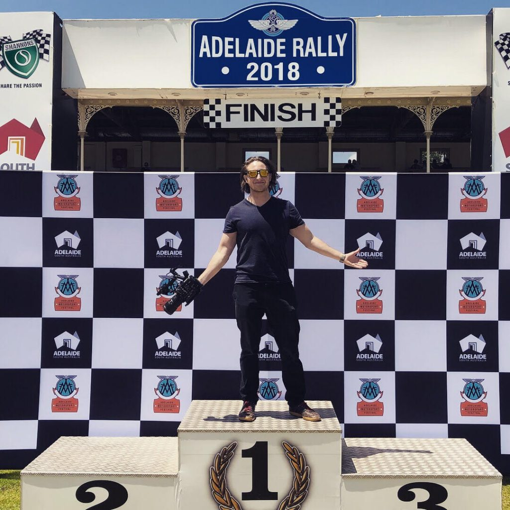 Recal Media at Adelaide Motorsport Festival 2018 1