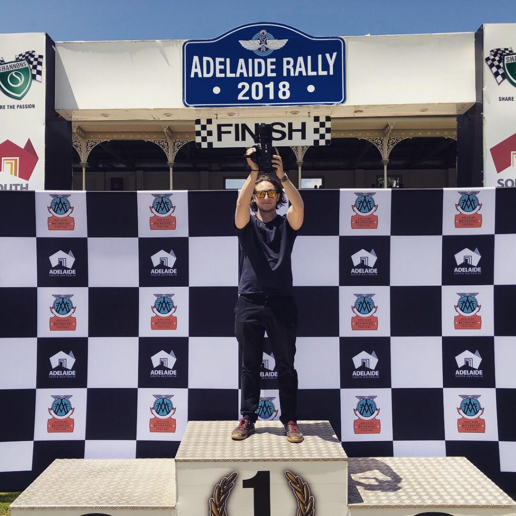 Recal Media at Adelaide Motorsport Festival 2018 2