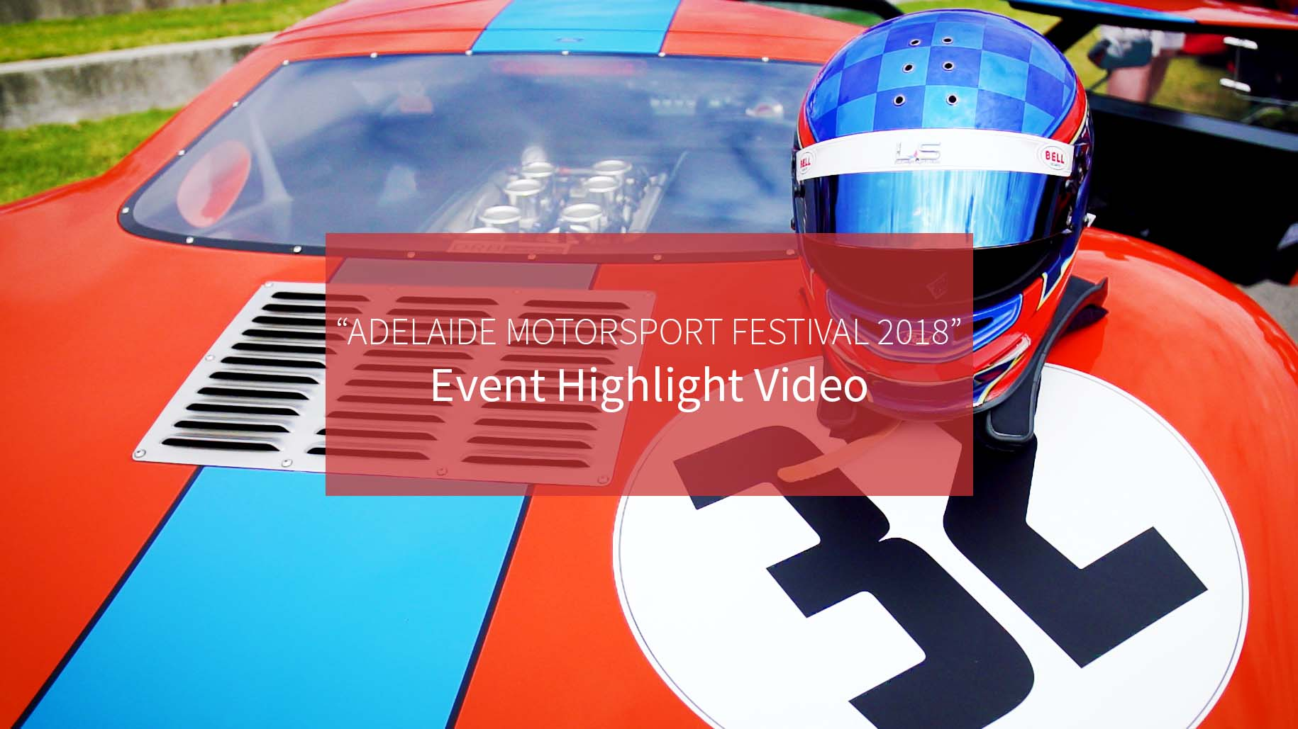 Adelaide Motosport Festival 2018 Event highlight video image