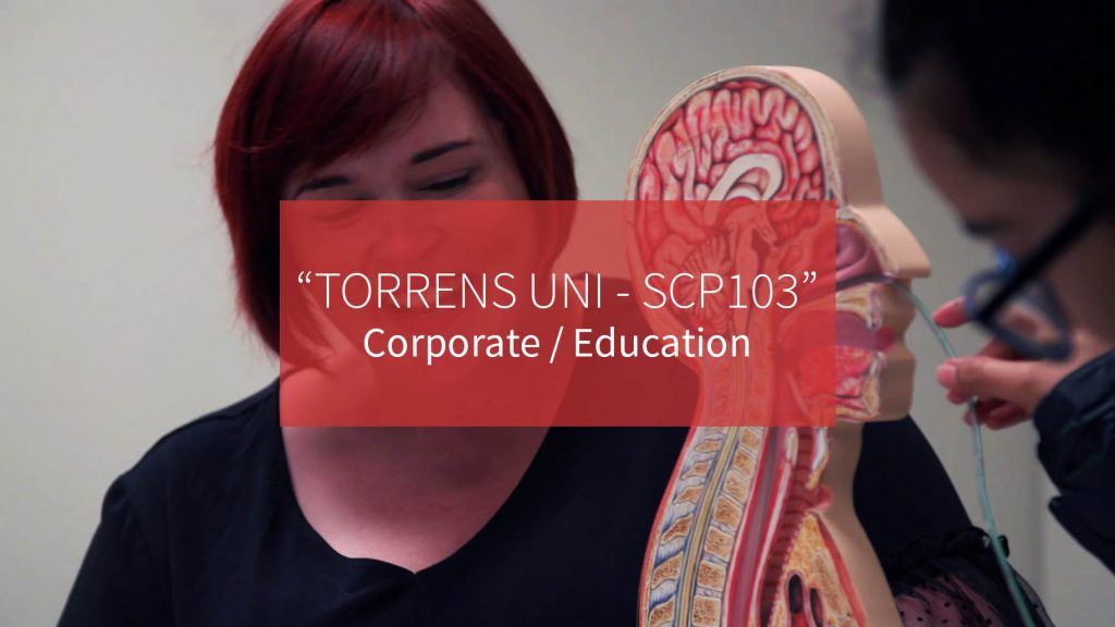 Torrens University SCP103 Corporate education video image2